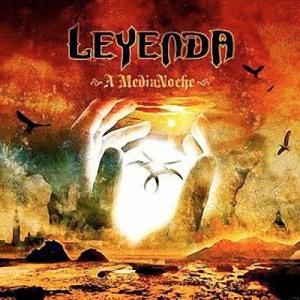 Leyenda - A Medianoche front