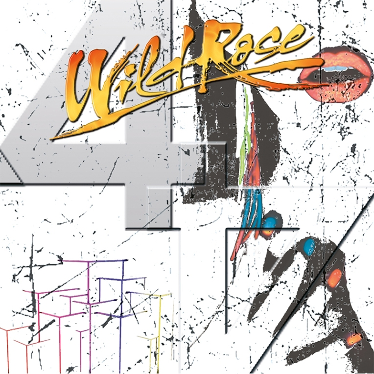 Wild Rose - 4 - Japanese Release (Front Cover)