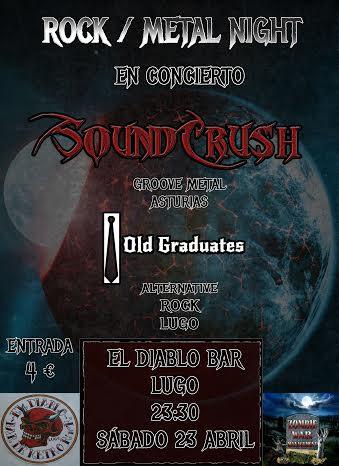 Sound Crush Lugo II