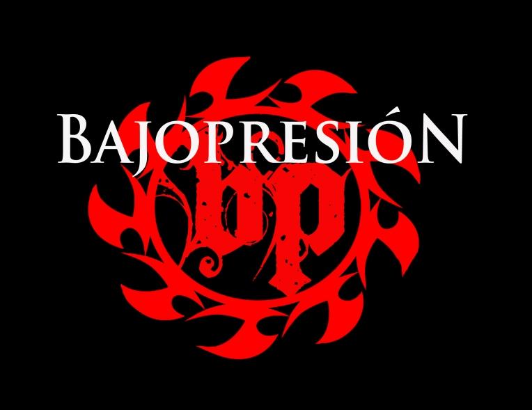 logo tribal BAJOPRESIÓN