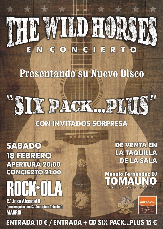 cartel-convierto-wild-horses-rock-ola-e-mail