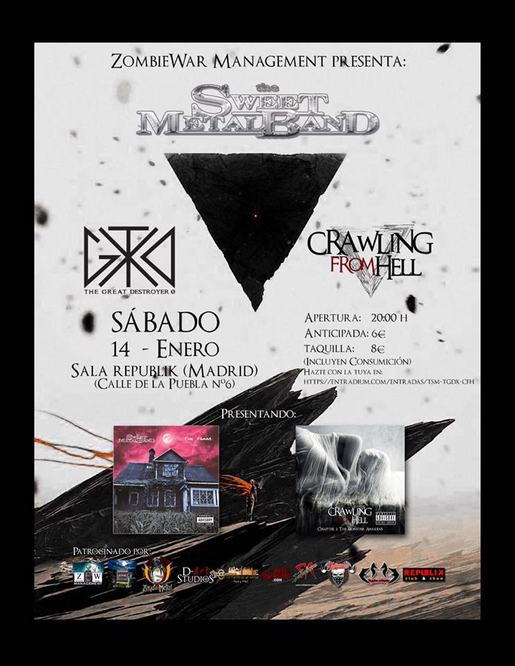 the-sweet-metal-band-madrid