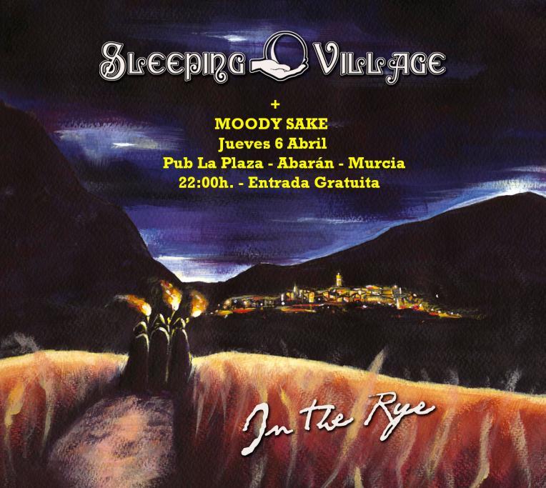 Sleeping_Village_- concierto moody sake