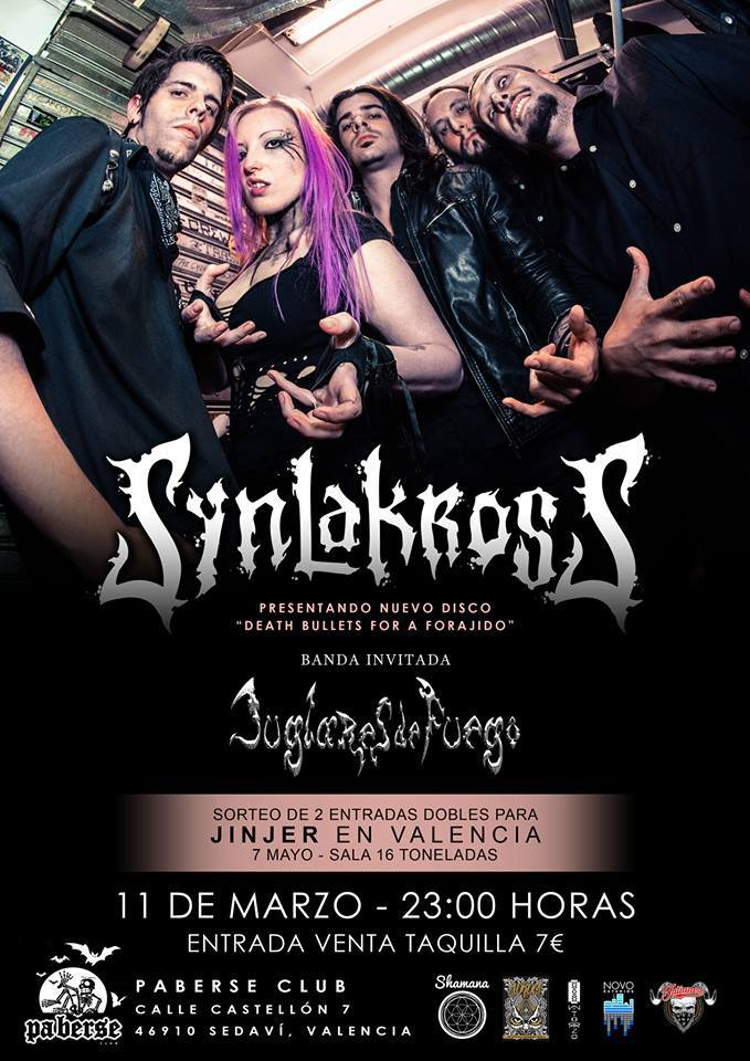 synlakross 11 Marzo