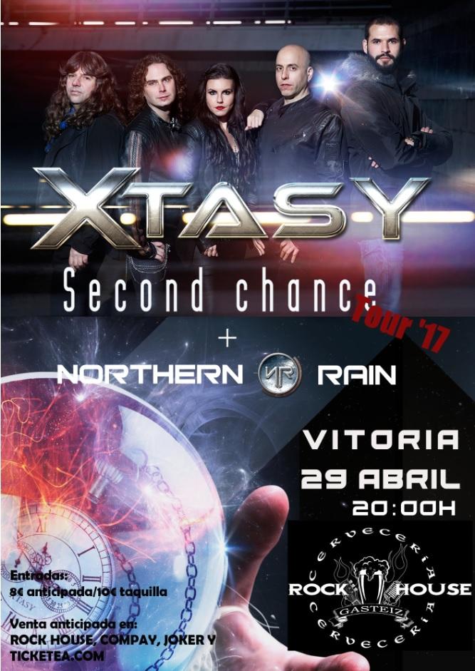 Xtasy - Vitoria 290417