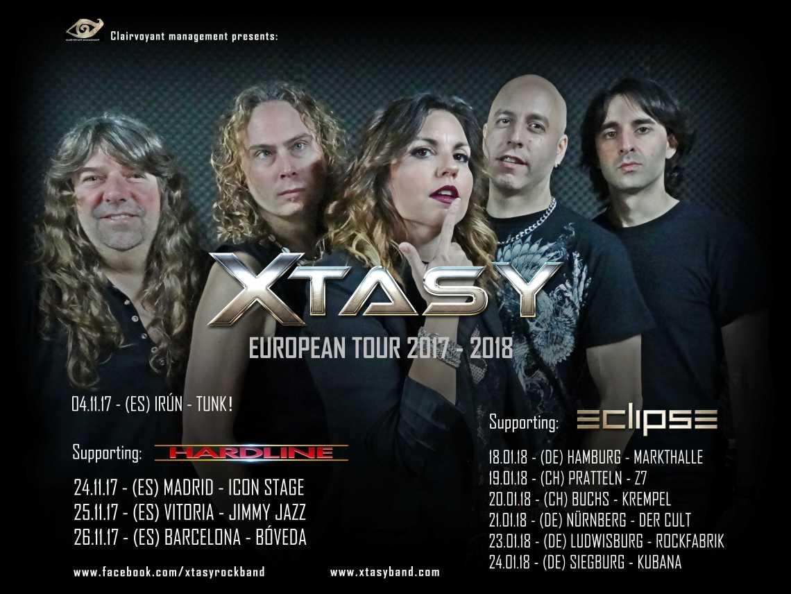 Xtasy Europe 17-18