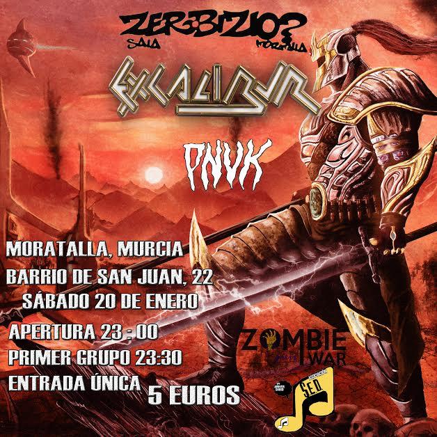 Excalibur +Pnuk