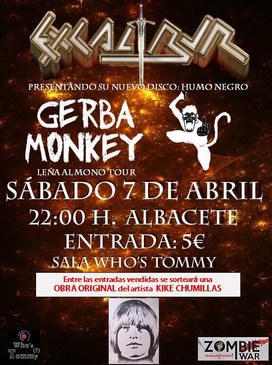 Excalibur Albacete