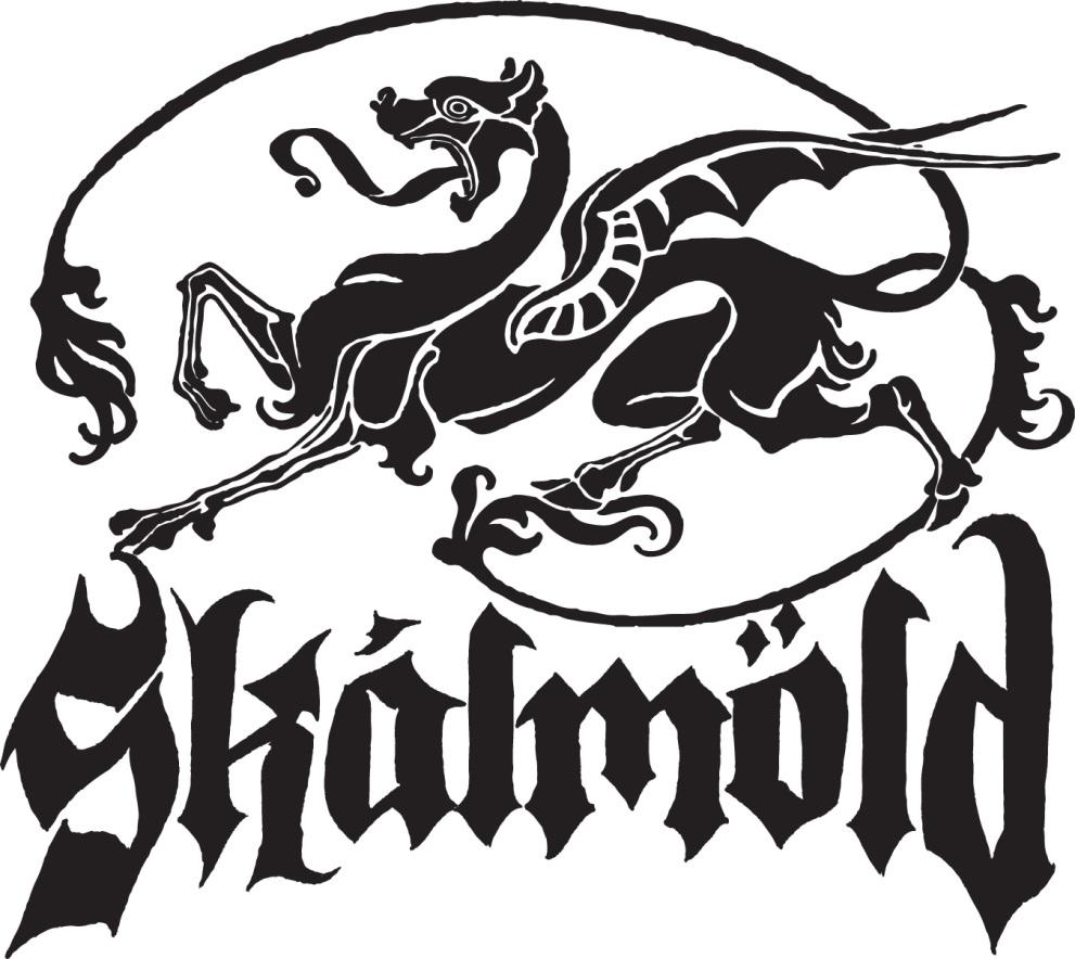 Skalmöld+Logo